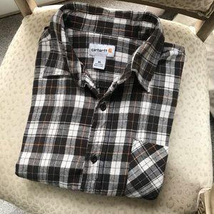 Carhartt Flannel XL